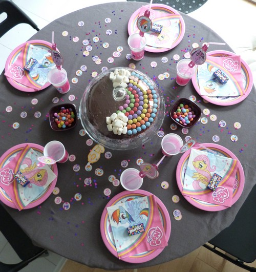 Anniversaire-My-Little-Pony-deco