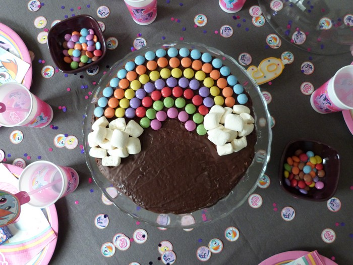 Anniversaire-My-Little-Pony-gateau