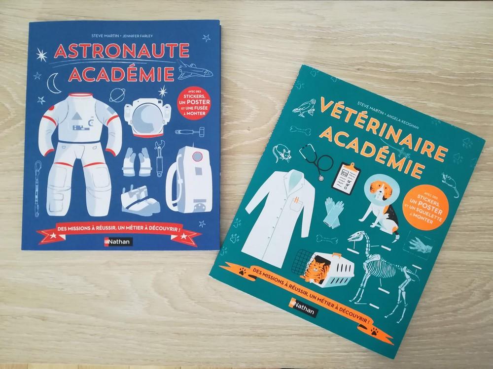 astronaute academie - veterinaire academie