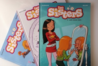 Les sisters BD