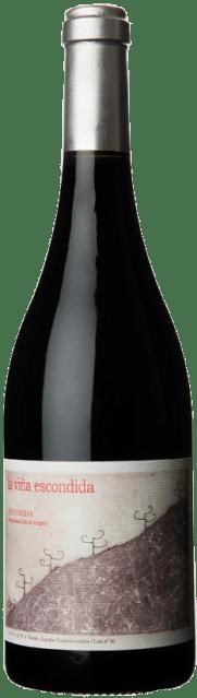 La viña escondida 2010, Bodegas Canopy. Fuente: Bodegas Canopy
