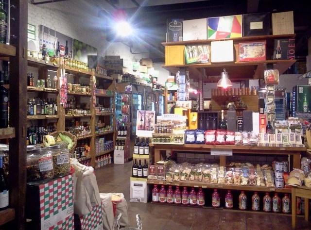 Interior de The Pick Market. Fuente: www.minube.com