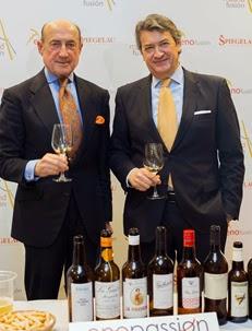 Propietario de Bodegas Domecq y Presidente del Consejo Regulador DO. Manzanilla de SanLúcar. Fuente [en línea]: vino-yraola.blogspot.com