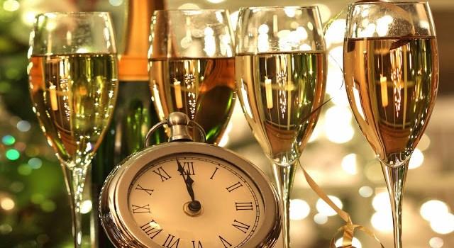 Burbujas para embriagar las 12 Uvas de la Suerte
