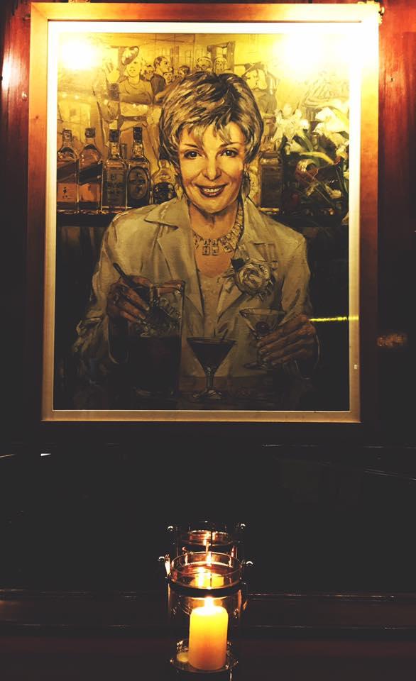 Maria Dolores Boadas. El arte de la coctelería.