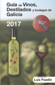 Paadín, L. (2017) Guía de Vinos, Destilados y bodegas de Galicia. A Coruña: Servino Consulting S.L.