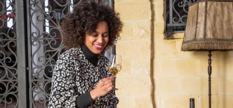 Paola Medina: «El jerez es una joya enológica, un vino singular y único»