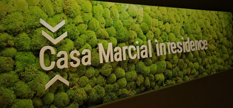 Casa Marcial In Residence