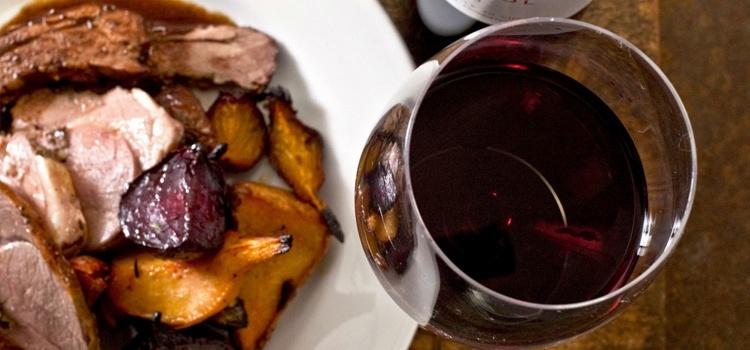 El vino y la gastronomía