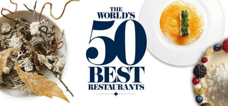 The World´s 50 Best Restaurants 2018, puestos del 51 al 100