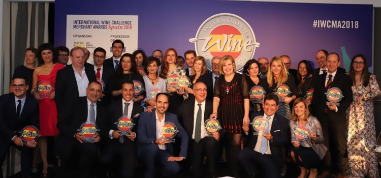Madrid celebró la III edición de los International Wine Challenge Merchant Awards Spain