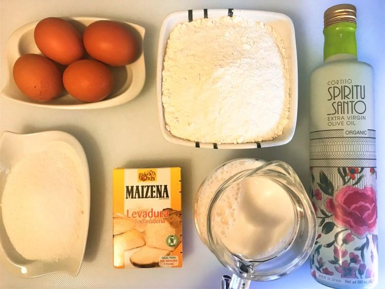 Ingredientes. Copyright: Alicia Gómez para www.devinosconalicia.com