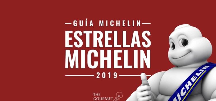 Listado Estrellas Michelín 2019 España y Portugal