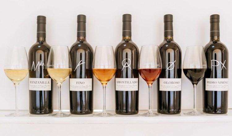 Algunos de los estilos dentro de los Vinos de Jerez. Fuente: Vinetur