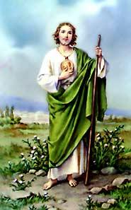 Imagenes De San Judas Tadeo Con Frases Bonitas