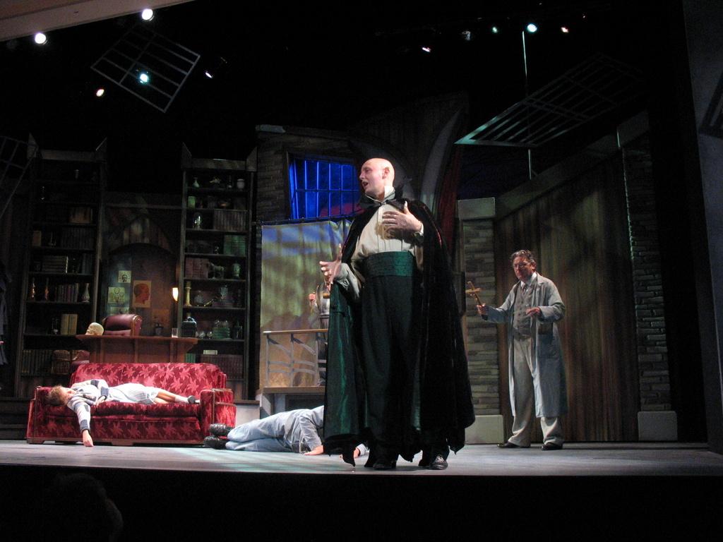 Dracula Barter Theatre