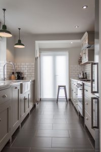 A galley with style - deVOL Kitchens | Blog