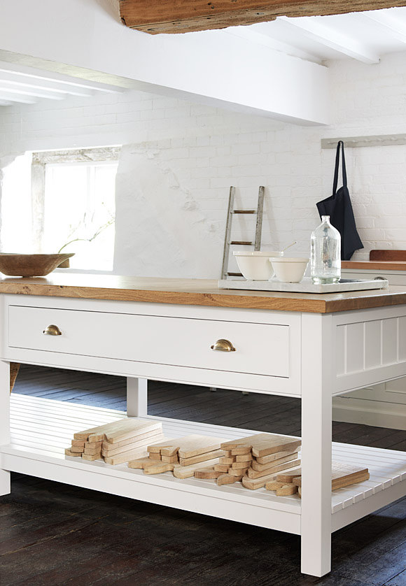 kitchen prep table toy kitchens a classic the devol journal i hope you like our huge new it is latest edition to english showroom here at cotes mill and looks great