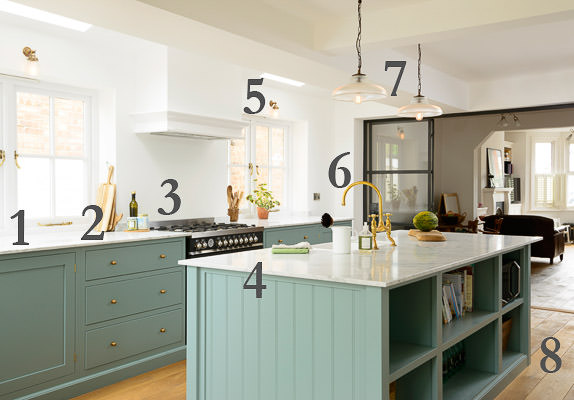 Good Ideas Small Kitchens