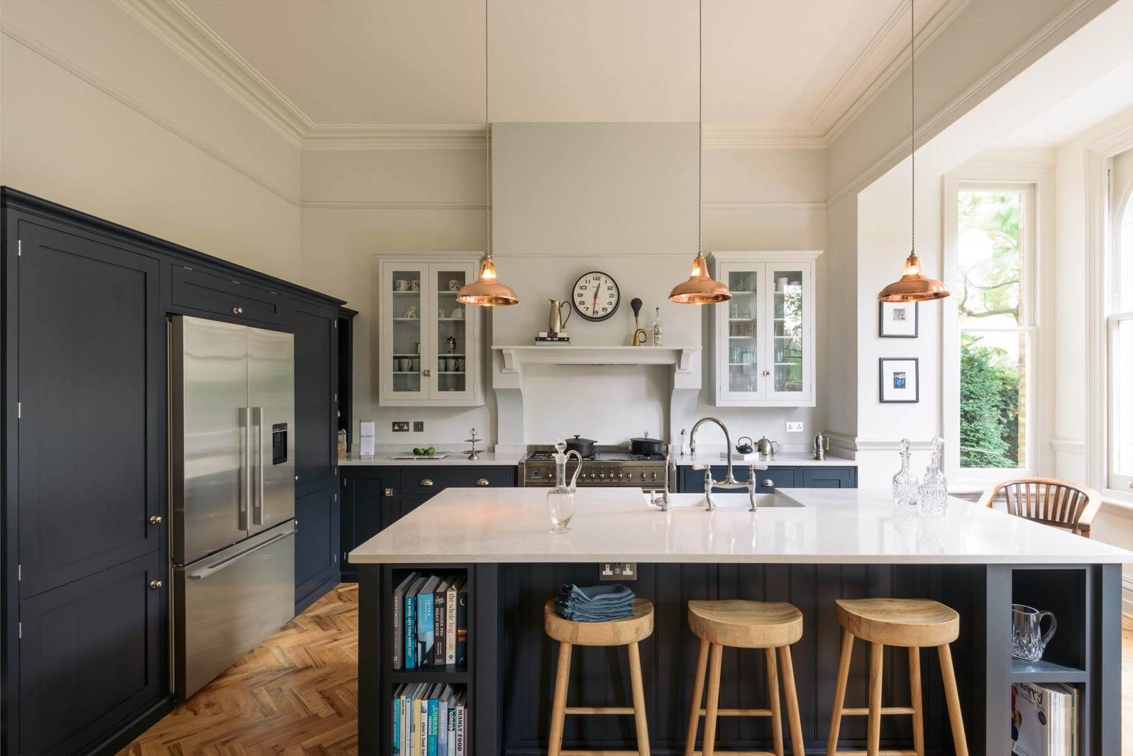 The Crystal Palace Kitchen  deVOL Kitchens