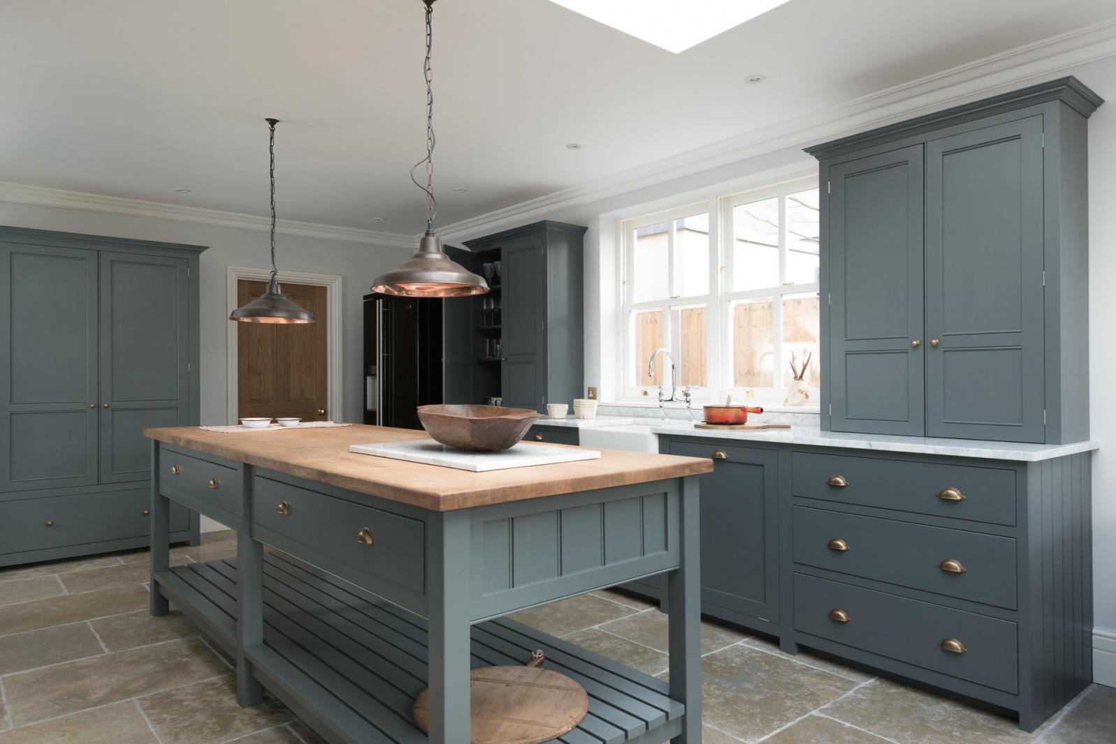 marble kitchen accessories hhgregg appliances home the hampton court | devol kitchens