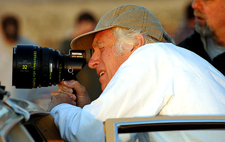 Torquay's Roger Deakins and Bristol's Banksy nominated for Oscars
