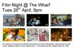 Film Night at the Tavistock Wharf as part of the Tavistock Music and Arts Festival