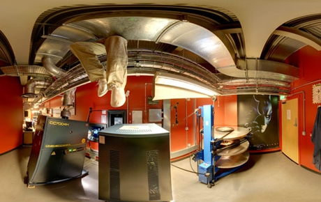 Revolutions in a quiet room: technological advancements in the projection room are transforming cinema