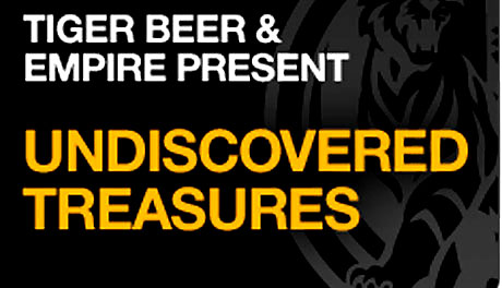 A sparkling summer of cinema of Undiscovered Treasures from Tiger Beer and Empire