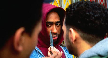 Tupac Shakur in Juice
