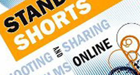 Standout shorts by Russell Evans