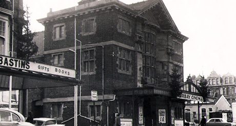 Paignton Picture House in the 60s