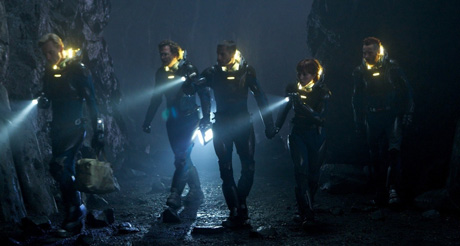 Prometheus, movie