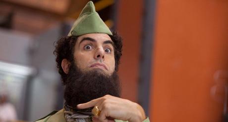 The Dictator, movie