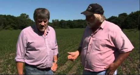 Documentary exploring farming GM food farming screened in Totnes