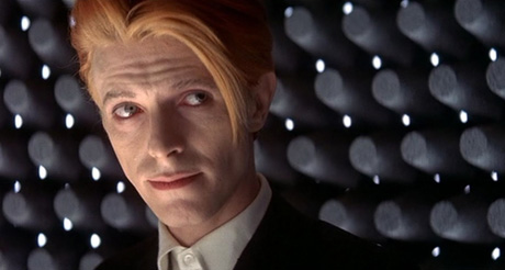 The Man Who Fell To Earth, movie