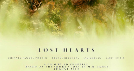 Torquay filmmaker Ed Chappell adapts classic MR James ghost story, Lost Hearts