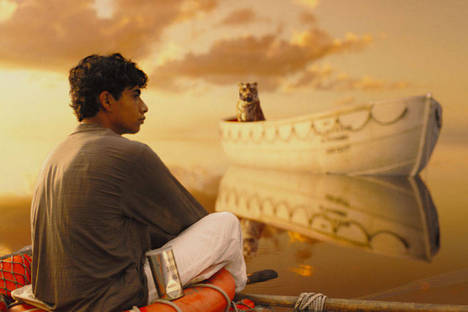Ang Lee's Life of Pi takes audiences on a wondrous journey