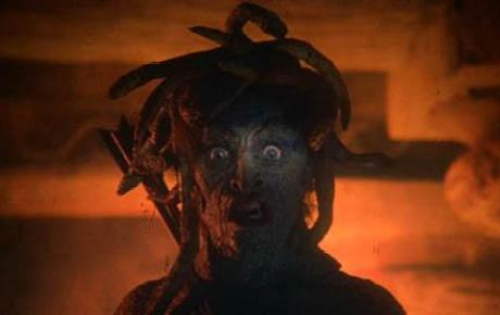 Medusa from Clash of the Titans