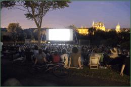 Exeter's Big Screen in the Park al fresco cinema films announced