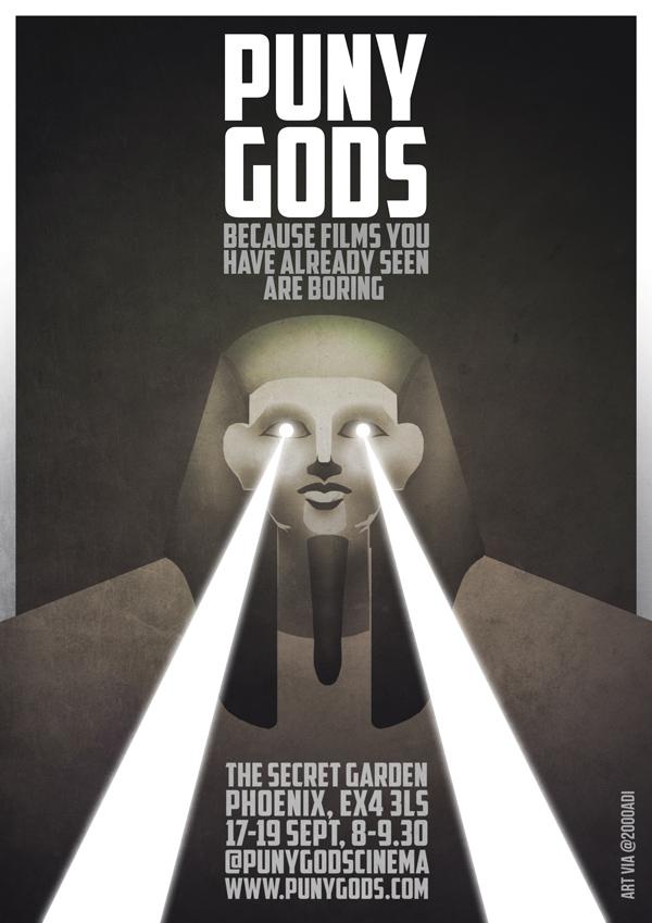 Puny Gods