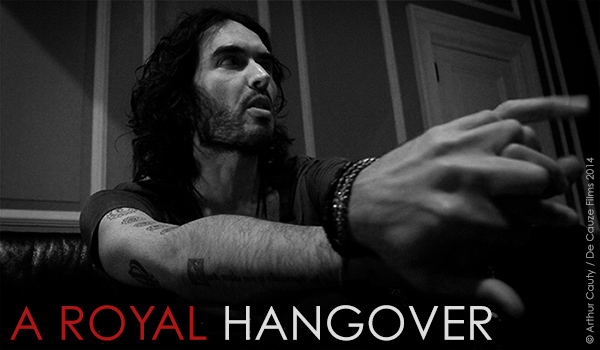 Russell Brand leads line up in new British documentary: A Royal Hangover