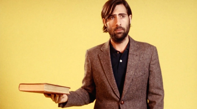 Listen Up Philip: Jason Schwartzman as an a-hole in this bleak, witty movie