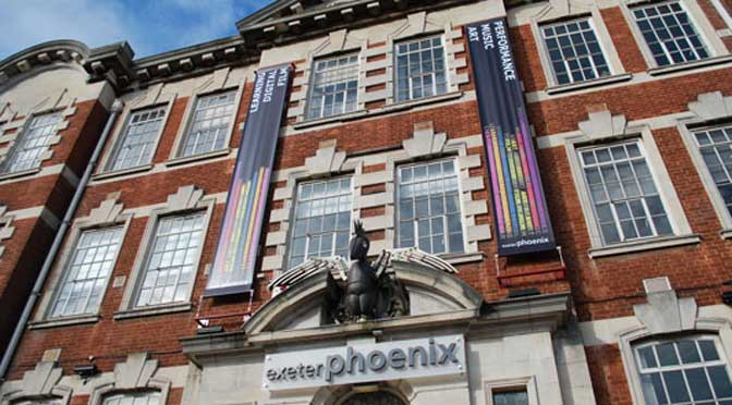 New cinema for the Exeter Phoenix in the pipeline