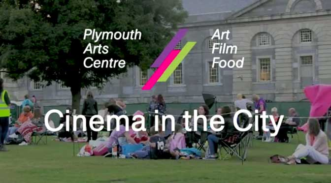 Cinema in the City project – Plymouth's summer film showcase sets up a crowdfunder