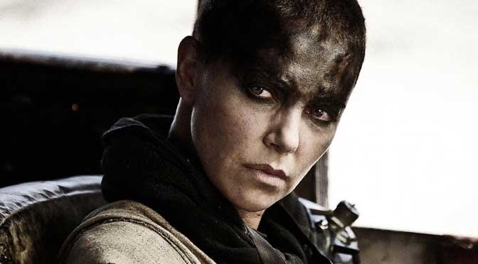 Mad Max Fury Road Charliez Theron