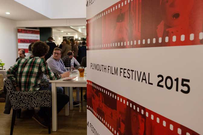 Plymouth Film Festival, courtesy of Alison Baser