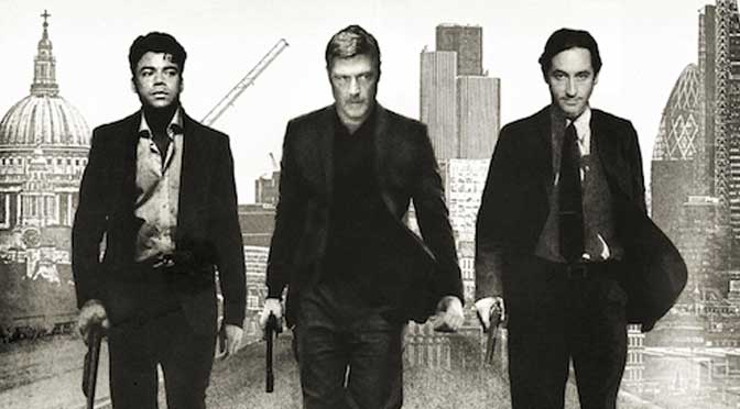 The London Firm: gritty British crime thriller