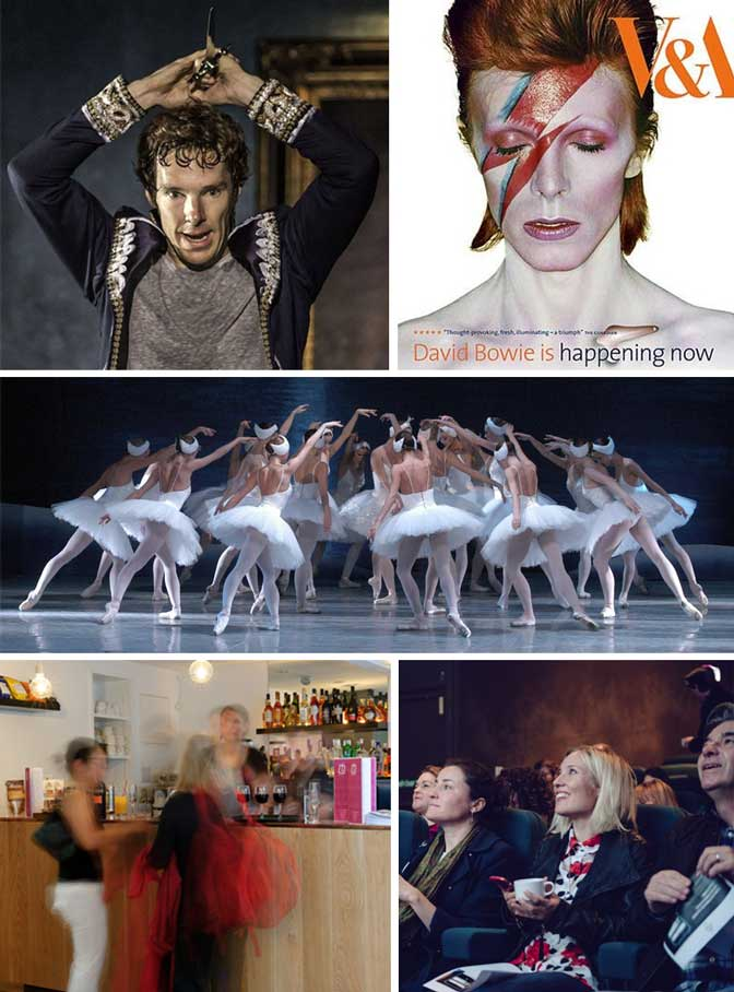 Going live! Plymouth Arts Centre cinema crowdfunder for ballet and theatre and opera