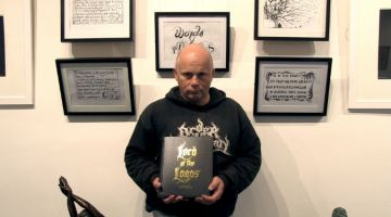 Lord of the Logos: Luke Hagan talks about his documentary on world-renown designer Christophe Szpajdel